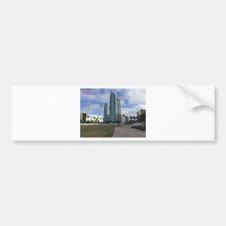 Downtown Tampa, FL Stuff! Bumper Sticker