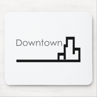 Downtown:  The Feature Film Mouse Pad