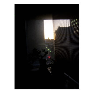 Downtown Tokyo Sunrise Postcard