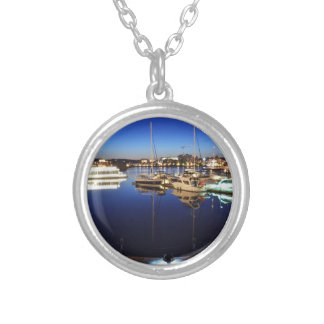 Downtown Victoria Inner Harbour Necklace