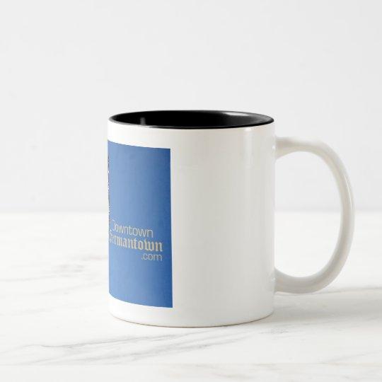 DowntownGermantown.com Coffee Mug