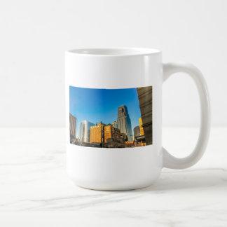 downtownkc classic white coffee mug