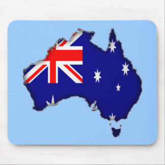 Downunder Day Mouse Pads