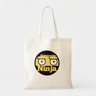 Downvote Ninja Tote Bag