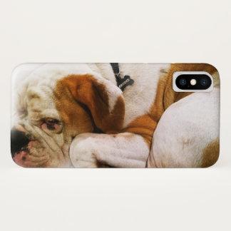 Downward Dog iPhone X Case