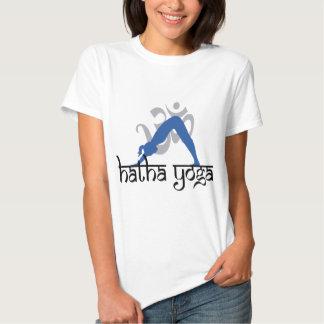 Downward Facing Dog Hatha Yoga T-Shirt