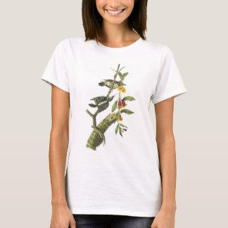 Downy Woodpecker by Audubon T-Shirt