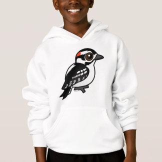 Downy Woodpecker Hoodie