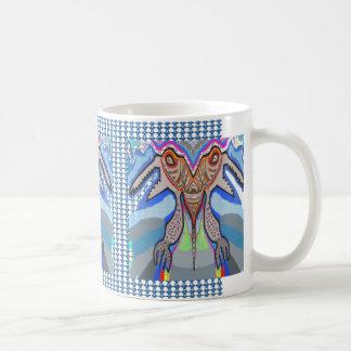 DOWSIRA - Wrench Headed Blood Sucker Monster Coffee Mug
