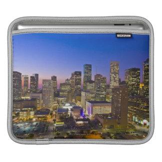 Dowtown Houston iPad Sleeve