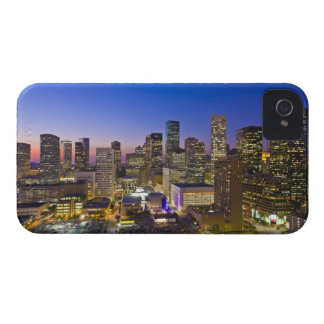 Dowtown Houston iPhone 4 Case