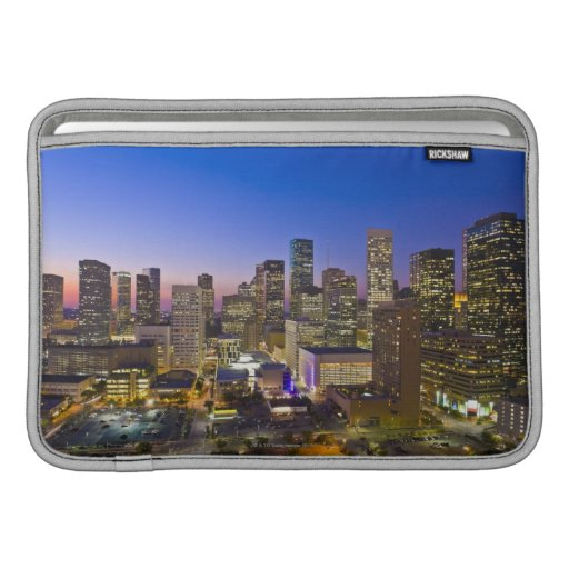 Dowtown Houston MacBook Air Sleeve