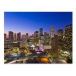 Dowtown Houston Post Card