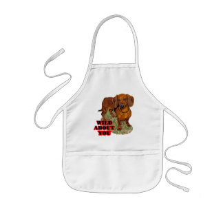 Doxi Lover Kids' Apron