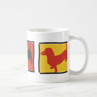 Doxie-3-BOX Coffee Mug