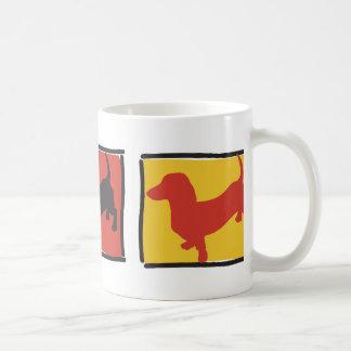 Doxie-3-BOX Coffee Mug