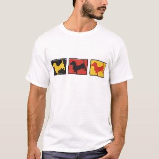 Doxie-3-BOX T-Shirt