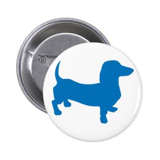 Doxie azul, Dachshund Pin