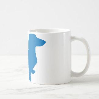 Doxie azul, Dachshund Tazas