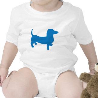 Doxie azul, Dachshund Trajes De Bebé
