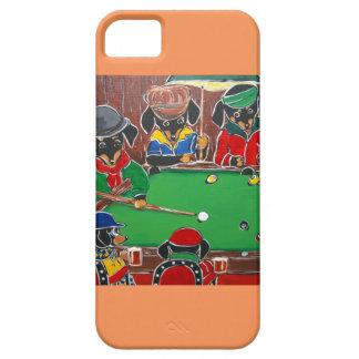 DOXIE BILLIARDS iPhone SE/5/5s CASE