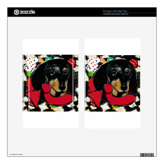DOXIE BLING SKINS PARA KINDLE FIRE