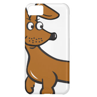 Doxie Dachshund Case For iPhone 5C