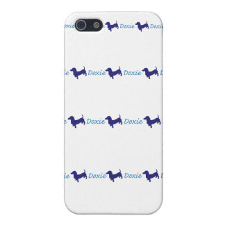 Doxie/Dachshund iPhone SE/5/5s Cover