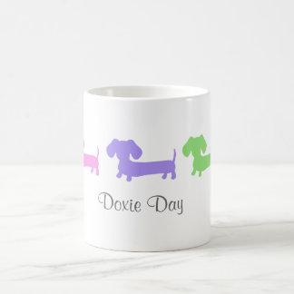 Doxie Day Coffee Mug