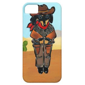 Doxie Gunslinger iPhone SE/5/5s Case