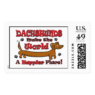 DOXIE-HAPPY POSTAGE