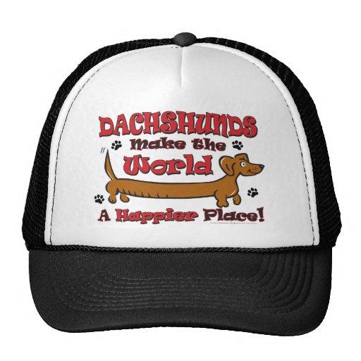 DOXIE-HAPPY TRUCKER HAT