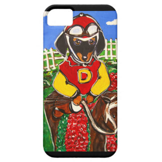 DOXIE JOCKEY iPhone SE/5/5s CASE