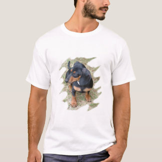 Doxie Love Toddler Tee