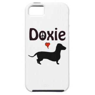 doxie luv iPhone SE/5/5s case