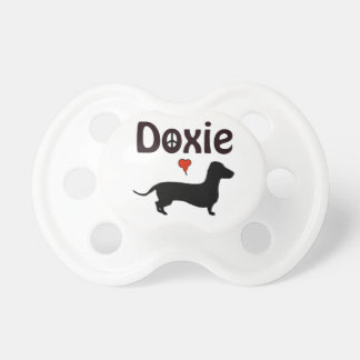 doxie luv pacifier
