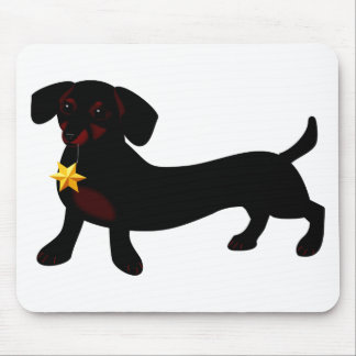 Doxie Mousepad