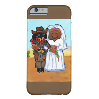 Doxie Wedding Barely There iPhone 6 Case