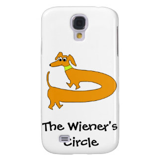 Doxie Wieners Circle Galaxy S4 Cases