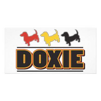 DOXIE-Word-COLOR Card