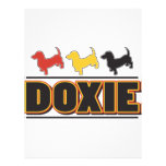 DOXIE-Word-COLOR Custom Flyer