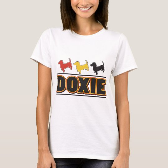 DOXIE-Word-COLOR T-Shirt