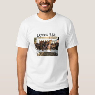 Doxies Rule - Mens Shirt