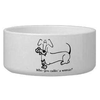 Doxitude food dish dog food bowls