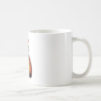 Doy a mi corazón usted el oro el regalo de Zazzle  Tazas De Café