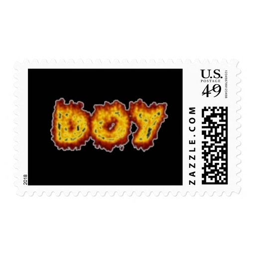 DOY - Sello de la llama