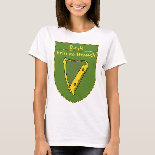 Doyle 1798 Flag Shield T-Shirt