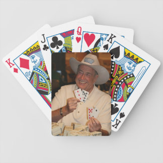 Doyle Brunson 10 2 tarjetas del póker Baraja