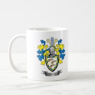 Doyle Coat of Arms Coffee Mug