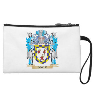 Doyle Coat of Arms - Family Crest Wristlets